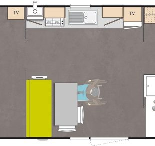PLAN MOBIL HOME LIFE ACCESSIBLE A TOUS